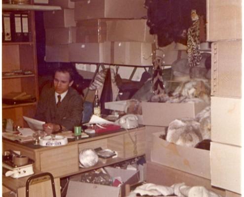 Gikas Frankfurt 1968-Pelz
